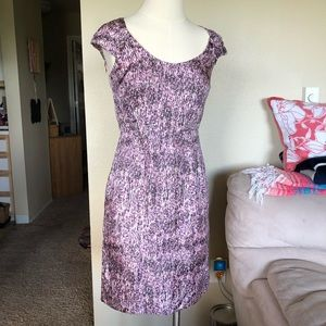 EUC Silk Banana Republic sleeveless dress sz 0 👗